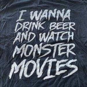 Other - Beer and Monsters T-shirt